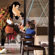 Disney character breakfasts return to Four Seasons Resort Orlando, now with social distancing