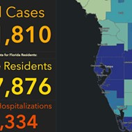 Florida has surpassed 300,000 coronavirus cases