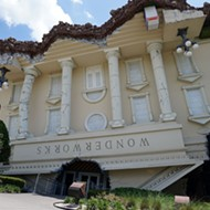WonderWorks and other small Orlando attractions must evolve to survive, making some changes permanent