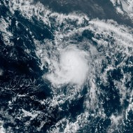 Tropical Storm Gonzalo expected to become an Atlantic hurricane by Thursday