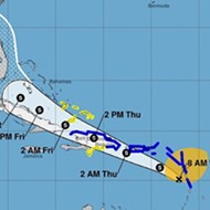 Tropical Storm Isaias expected to form today as it heads toward Florida, say forecasters