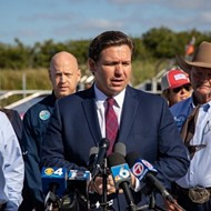 Florida Gov. Ron DeSantis issues orders on evictions, public meetings