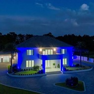 This Orlando house resembles a modern art museum, and it just hit the market