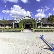 This elegant Orlando horse ranch is for sale just minutes from downtown