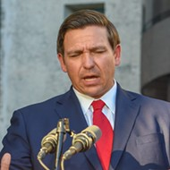 For the 4th month in a row, absolutely no one donated to Florida Gov. DeSantis' reelection PAC