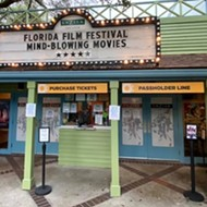 Florida Film Festival programming extended through Friday of this week
