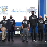 Orlando Magic teams up to turn Amway Center into early voting site