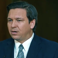 DeSantis signs new Florida laws on license plates and shark fins