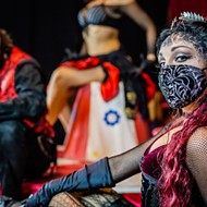 Orlando's most haunt-tastic dance/theater troupe, Phantasmagoria, returns just in time for Halloween