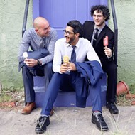 Tampa trio La Lucha to play the Timcucua Arts Foundation house this weekend