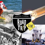 WUCF-produced travel show 'Central Florida Roadtrip' scores regional Emmy nomination
