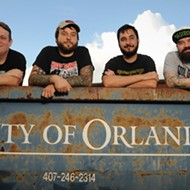 Orlando punks Caffiends premiere music video for hyperspeed political anthem 'Rise of Thrashism'
