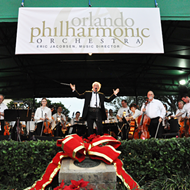 Orlando Philharmonic announces slate of outdoor holiday shows to close out 2020