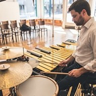 Orlando percussionist Thad Anderson to premiere multimedia collaboration 'Peregrination' next week
