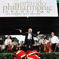 Reserve your free distanced pod for the Orlando Phil's Holiday Pops concert beginning Sunday at 9 a.m.