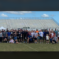 Florida sheriff celebrates the holidays by hosting potential superspreader 'Turkey Bowl' flag football event