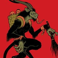 Orlando's Milk District hosts a holiday-themed 'Krampus Crawl' event Friday