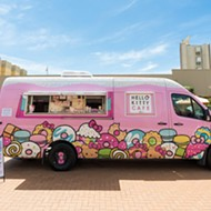 The Hello Kitty Cafe Truck to roll into Orlando's Florida Mall for one day only this weekend