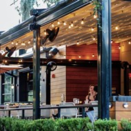 Enjoy the weather in Orlando while you can with nifty new outdoor space at Ravenous Pig and Luke's