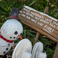 Gatorland offers down-home Florida holiday fun that doesn't take itself so seriously
