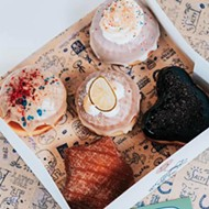 Salty Donut to open Audubon Park location Dec. 18, but launches online donut giveaway a week early