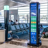 Orlando International Airport's new radar system tracks people, not planes