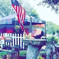 Orlando chef Alfred Mann is relaunching his famed Munchies Live BBQ stand at a lakeside spot in Gotha