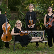 Fernwood String Quartet will perform world premieres of works by living Orlando composers on Saturday