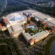 The already massive Orlando-area Gaylord Palms resort readies to open its largest expansion ever