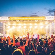 Tampa's Gasparilla Music Festival plans to return this fall