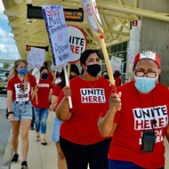 Disney cast member union calls on Gov. DeSantis to allow theme park workers to be vaccinated