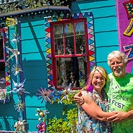 One of Florida's most memorable homes now offers public tours for fans of folk art