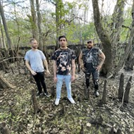 New Orlando band Human release a punkish homage to Central Florida's death metal legacy