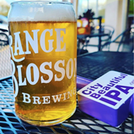 Orange Blossom Brewing Co. will debut its Orlando-centric 'City Beautiful IPA' in April