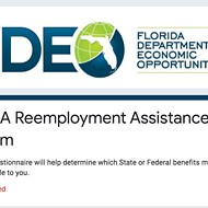 Florida Senate mulls increase in unemployment benefits