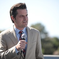 GOP insiders reveling in news of Florida Rep. Matt Gaetz's sex trafficking investigation