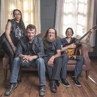 North Mississippi Allstars will headline the three-year anniversary of Tuffy's in Sanford