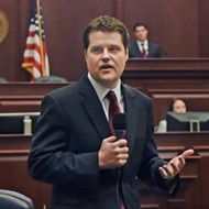 Working for Florida Rep. Matt Gaetz seems like hell