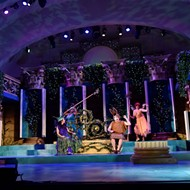 Orlando Shakes retakes the Walt Disney Amphitheater at Lake Eola with an al fresco 'Midsummer Night's Dream'