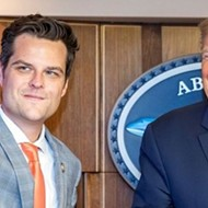 Florida Rep. Matt Gaetz shares document accusing him of taking part in 'orgy of underage prostitutes' in attempt to clear his name