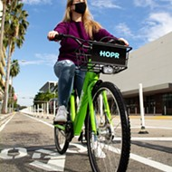 HOPR Bikes to cease operations in Orlando by the end of the month