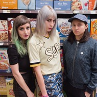 Potty Mouth revive the ghost of grunge at the Social this week