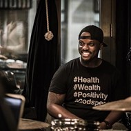 All-star percussionist Rashid Williams will play Orlando's Will's Pub in May