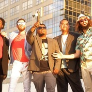 Orlando band Universal Funk Orchestra premiere 4/20-riffic music video 'Puff Puff Pass'