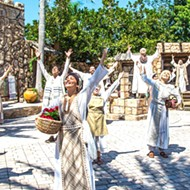 Orlando's favorite tax-exempt tourist attraction, the Holy Land Experience, returns for two free days this month — then closes again