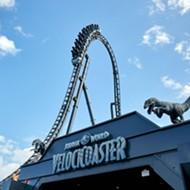 Universal shares details on upcoming Jurassic World: VelociCoaster