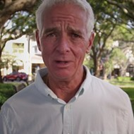 Charlie Crist will be running for governor of Florida long after we're all dead