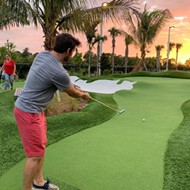 Tiger Woods' bougie putt-putt chain PopStroke is opening an Orlando location