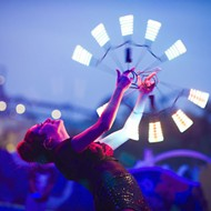 SeaWorld goes EDC — kind of, not really — with ongoing Electric Ocean event set for this summer