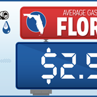 Florida gas prices rise to highest point in seven years
